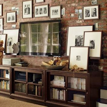 Media Room Ideas & Media Room Decorating Ideas | Pottery Barn