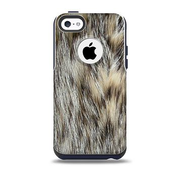 The Furry Animal  Skin for the iPhone 5c OtterBox Commuter Case