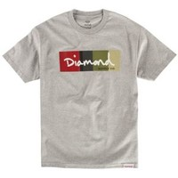 Diamond Supply Co OG Script Colors T-Shirt - Men's at CCS