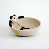 Panda Bath Bowl | ProjectSticky.com - Young Interior Design Trends