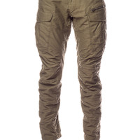 G-Star Rovic Zip 3D Tapered LT WT Pound Twill Raw Grey Pant