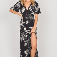 AMUSE SOCIETY - Seaside Dress | Black Sands