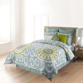 Home Classics® Ibiza 10-pc. Comforter Set