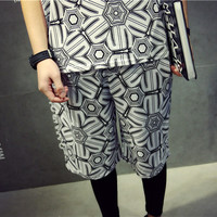 Summer Shorts Men Korean Beach Pants Sportswear [6541181379]
