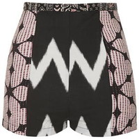 Woodstock Shorts By Native Rose - Pink