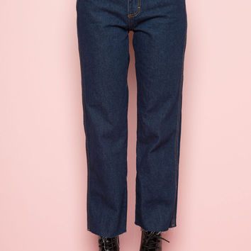 Hazel Denim Pants - Pants - Bottoms - Clothing
