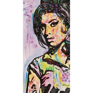 Amy Winehouse Slim Print Poster