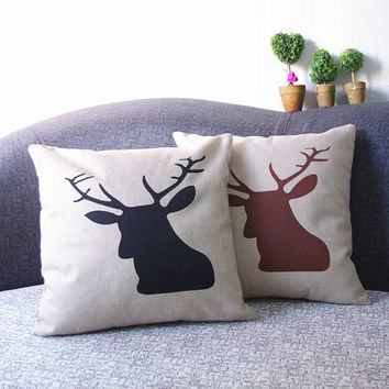 Home Decor Pillow Cover 45 x 45 cm = 4798360644