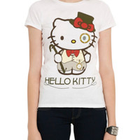 Hello Kitty Steampunk Girls T-Shirt