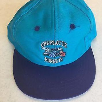 CHARLOTTE HORNETS KIDS NBA  CHILDS (4-7) ADJUSTABLE SNAPBACK HAT