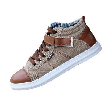 Men Denim Casual Shoe
