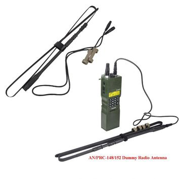 Z Tactical Z021 AN/PRC-148/152 Antenna Package Aerial Dummy for Radio Case Tactical Headset Accessorie Dummy
