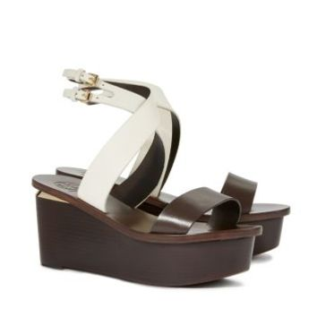 Tory Burch Mino Wedge Sandal