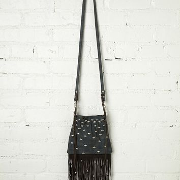 Free People Diamond Stud Crossbody