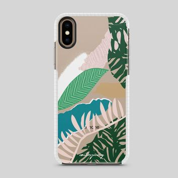 Tough Bumper iPhone Case - Welcome To The Jungle