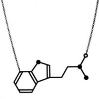 THE DMT NECKLACE // AROHA SILHOUETTES