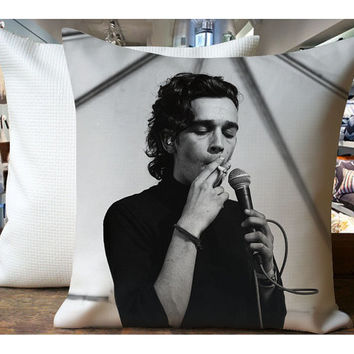 Matt Healy The 1975 - Housewares , Home Decor , Pillow Case One Side / Two Sides Design