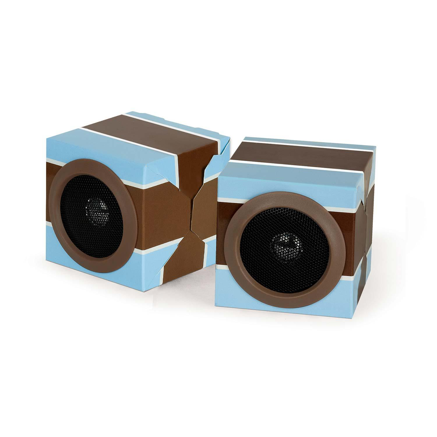 Eco Speakers - Two Tone Rugby