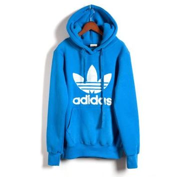 "Winte Autumn ""Adidas"" Fashion Sweater Hoodie for Women Men"