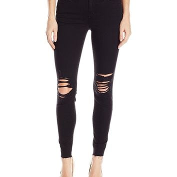 Joe's Jeans Women's Flawless Icon Midrise Skinny Ankle Jean in, Astrid, 31
