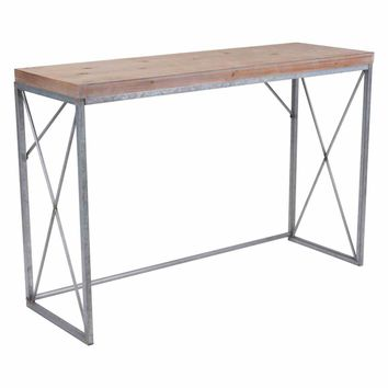 Escrito Console Table Natural