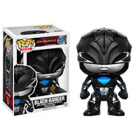 Funko POP! Movies: Power Rangers 3.75 inch Vinyl Figure - Black Ranger