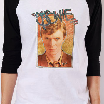 Best Vintage David Bowie T Shirts