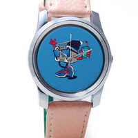 Pop Art Boom Box Wrist Watch