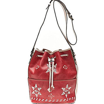 Patricia Nash Evora Drawstring Cross-Body Bag | Dillards.com