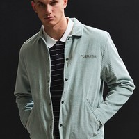 Publish Landon Corduroy Coach Jacket | Urban Outfitters