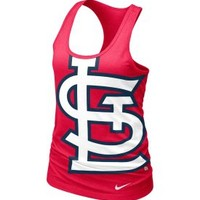 Nike Women's St. Louis Cardinals Red Racerback Tank Top - Dick's Sporting Goods