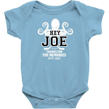 Hey Joe, Thanks For The Memories! Infant Clothing