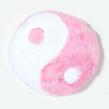 Luv N' Light Yin Yang Pillow