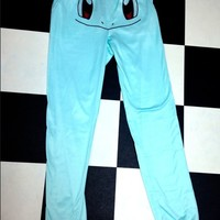 SWEET LORD O'MIGHTY! SQUIRTLE SWEATPANTS