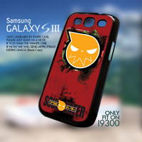 SOUL EATER Logo. AF - For Samsung Galaxy s3 Fit on 9300i case cover
