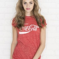 Vintage red Coca Cola t-shirt