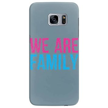 we are family Samsung Galaxy S7 Edge