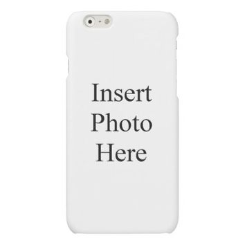 Create Your Own Custom Matte iPhone 6 Case