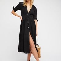 Free People Love Of Life Midi Dress