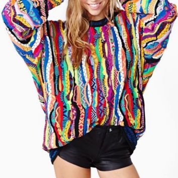 Brooklyn Coogi Sweater