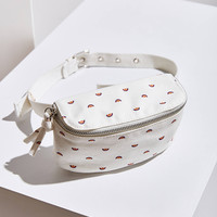 Rainbow Canvas Belt Bag | Urban Outfitters