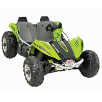 Power Wheels Dune Racer, Green - Power Wheels 1022146 - Powered Riding Toys - FAO Schwarz®