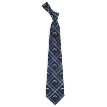 San Diego Chargers NFL Woven Poly 2 Mens Tie