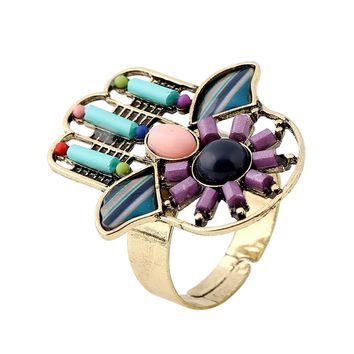 Fit Size New Design Fashion Women Silver Crystal Ring Wedding Engagement Gift Jewelry = 5988137153