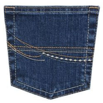 As Real As Wrangler Classic Fit Boot Cut Jeans