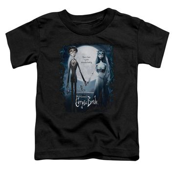 Corpse Bride - Poster Short Sleeve Toddler Tee