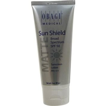 Obagi Medical Sun Shield Broad Spectrum 3-ounce SPF 50 Matte Sunscreen Lotion | Overstock.com Shopping - The Best Deals on Sun Care