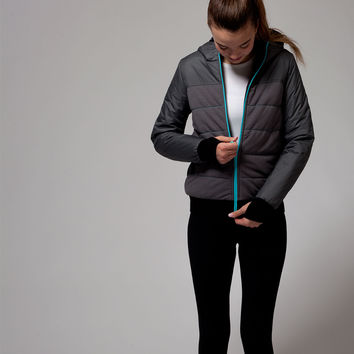 ready to repel jacket | ivivva