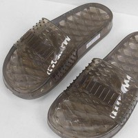 PUMA X FENTY JELLY SLIDE PUMA BLACK - What's New