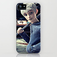 Rise Of The Guardians Jack Frost iPhone Case by Toni Miller | Society6